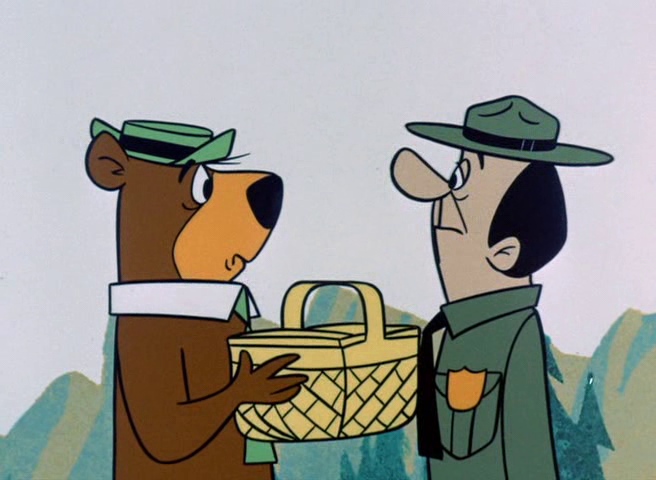 Yogi Bear: Love-Bugged Bear (2010)