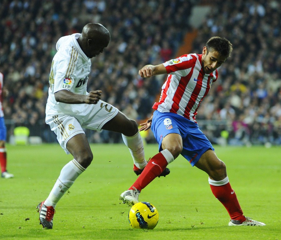 real madrid atletico highlights